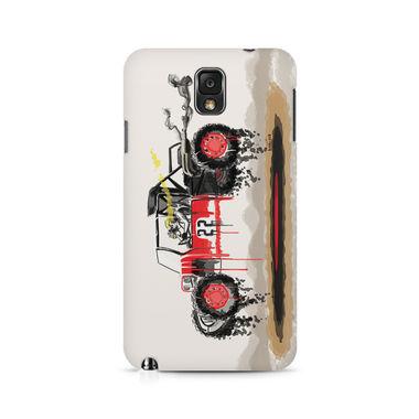 RED SANDER - Samsung Note 3 N9006   Mobile Cover