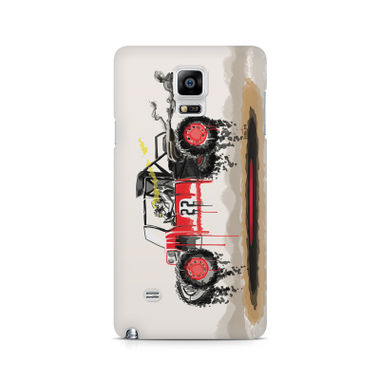 RED SANDER - Samsung Note 4 N9108 | Mobile Cover