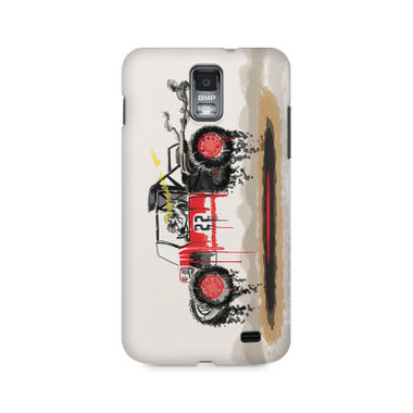 RED SANDER - Samsung S2 I9100/9108 | Mobile Cover
