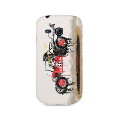 RED SANDER - Samsung S3 Mini 8190   Mobile Cover