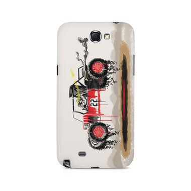 RED SANDER - Samsung Note 2 | Mobile Cover