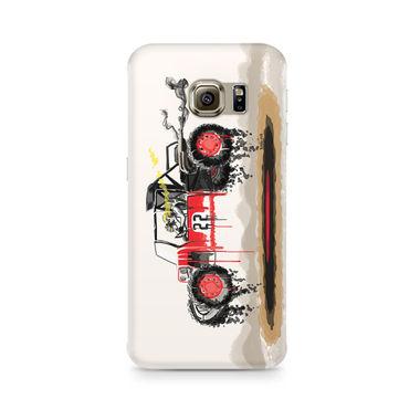RED SANDER - Samsung S7 | Mobile Cover