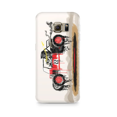 RED SANDER - Samung Galaxy S6 | Mobile Cover