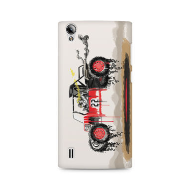 RED SANDER - Vivo Y15 | Mobile Cover