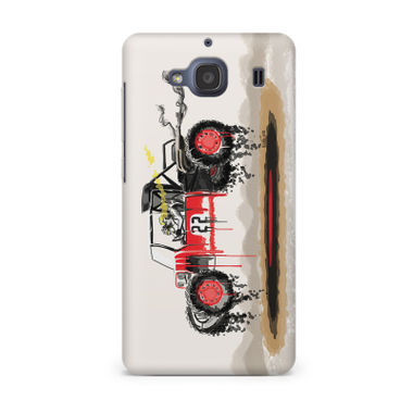 RED SANDER - Xiaomi Redmi 2s | Mobile Cover