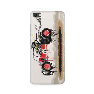 RED SANDER - Xiaomi Redmi 5   Mobile Cover