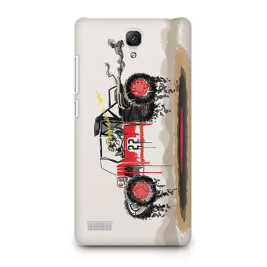 RED SANDER - Xiaomi Redmi Note | Mobile Cover