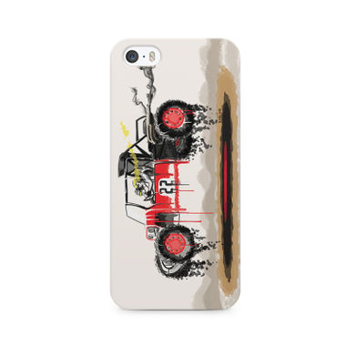 RED SANDER - Apple iPhone 5/5s | Mobile Cover