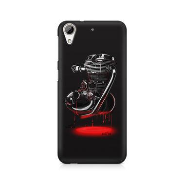 RE Heart - HTC Desire 626   Mobile Cover