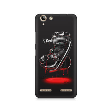 RE Heart - Lenovo K5 Plus | Mobile Cover