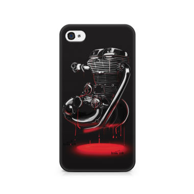 RE HEART - Apple iPhone 4/4s | Mobile Cover