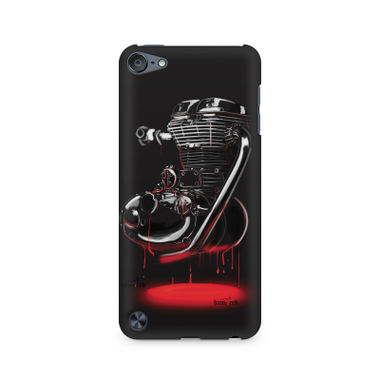 RE HEART - Apple iPod Touch 5 | Mobile Cover