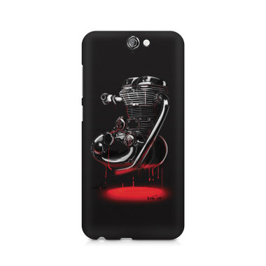 RE HEART - HTC One A9 | Mobile Cover