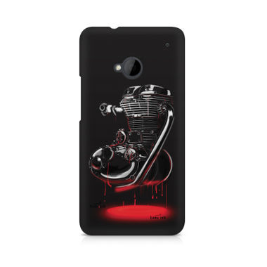 RE HEART - HTC One M7 | Mobile Cover