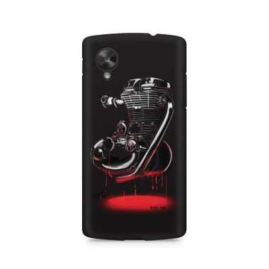RE HEART - LG Nexus 5 | Mobile Cover