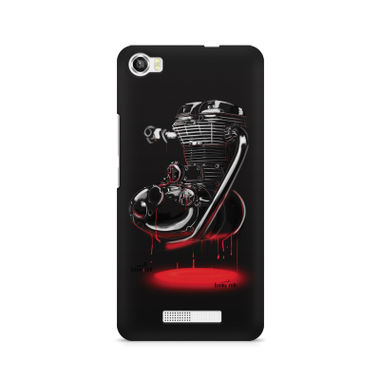 RE HEART - Lava Iris X8 | Mobile Cover