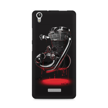 RE HEART - Lava Pixel V1 | Mobile Cover