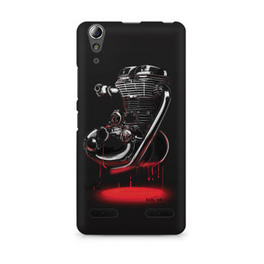 RE HEART - Lenovo A6000   Mobile Cover