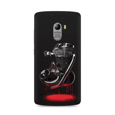 RE HEART - Lenovo K4 Note | Mobile Cover