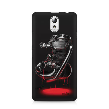 RE HEART - Lenovo Vibe P1 M | Mobile Cover
