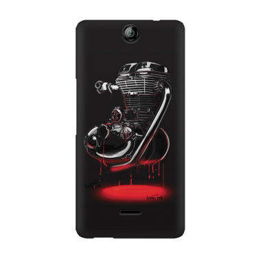 RE HEART - Micromax Canvas Juice 3 Q392 | Mobile Cover