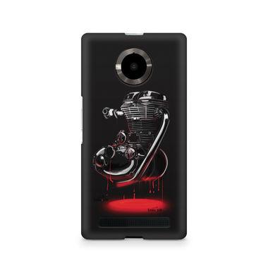 RE HEART - Micromax YU Yuphoria | Mobile Cover