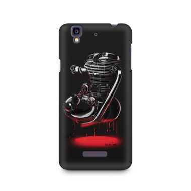 RE HEART - Micromax YU Yureka A05510 | Mobile Cover