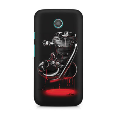 RE HEART - Moto E | Mobile Cover