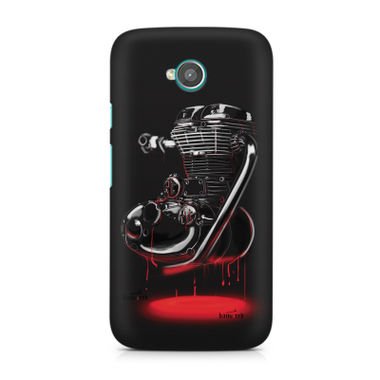 RE HEART - Moto E2 | Mobile Cover