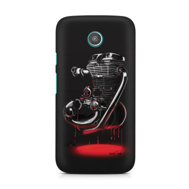 RE HEART - Moto G2 | Mobile Cover