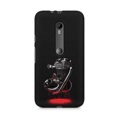 RE HEART - Moto G3 | Mobile Cover