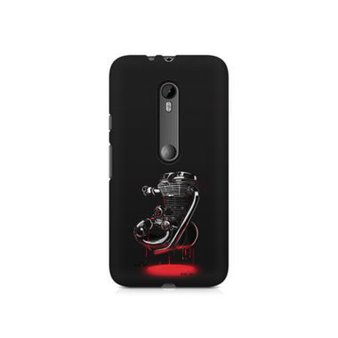 RE HEART - Moto X Style | Mobile Cover