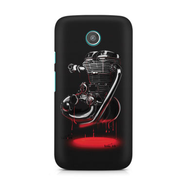 RE HEART - Moto X | Mobile Cover