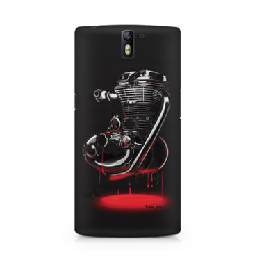 RE HEART - OnePlus One | Mobile Cover