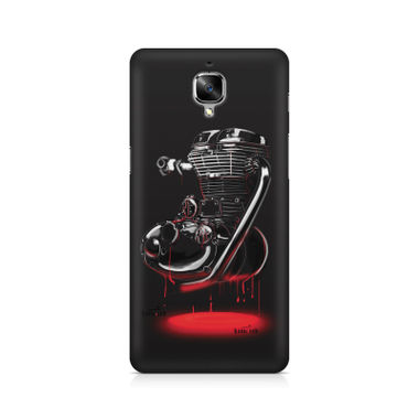 RE HEART - OnePlus Three | Mobile Cover