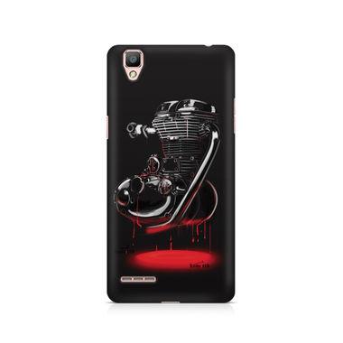 RE HEART - Oppo F1 plus | Mobile Cover