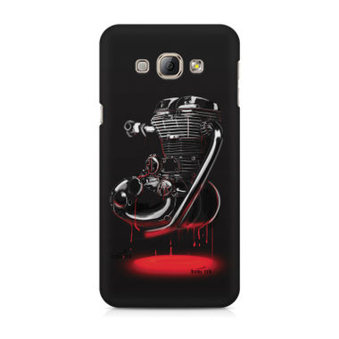 RE HEART - Samsung A3 | Mobile Cover