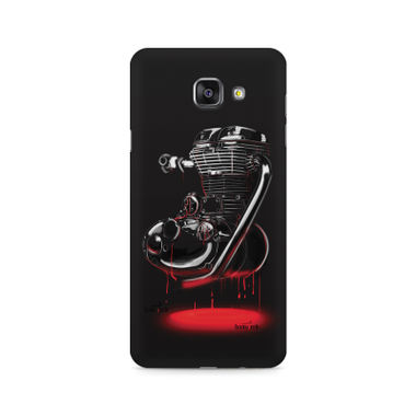 RE HEART - Samsung A510 2016 Version | Mobile Cover