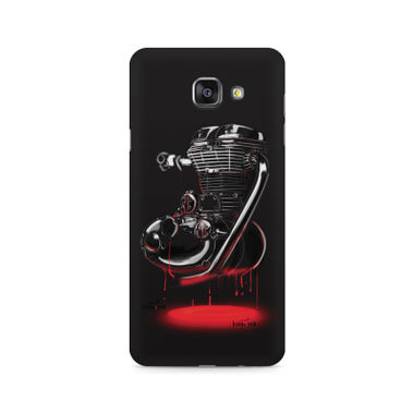 RE HEART - Samsung A710 2016 Version | Mobile Cover
