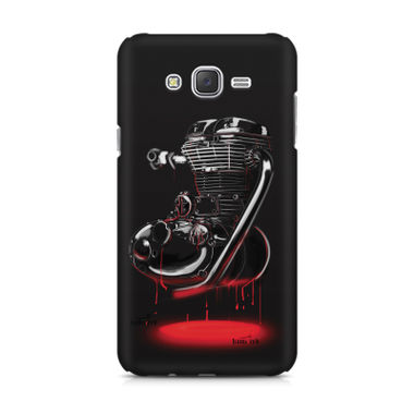 RE HEART - Samsung J1 2016 Version | Mobile Cover