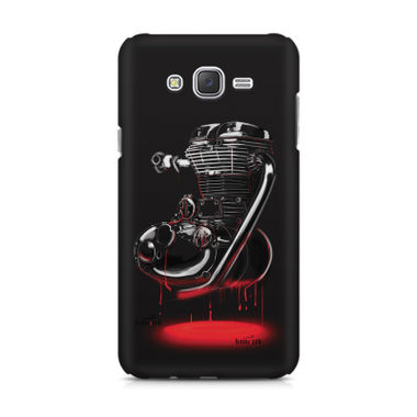 RE HEART - Samsung J1 Ace | Mobile Cover