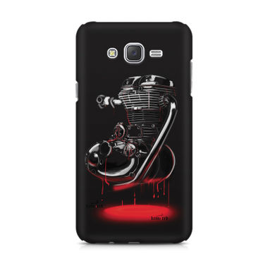 RE HEART - Samsung J1 | Mobile Cover