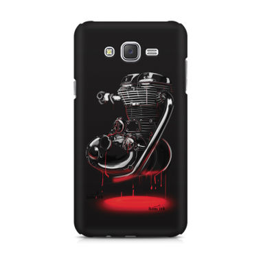 RE HEART - Samsung J2 | Mobile Cover