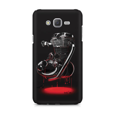 RE HEART - Samsung J3 | Mobile Cover