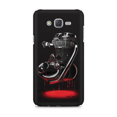 RE HEART - Samsung J5 2016 Version | Mobile Cover