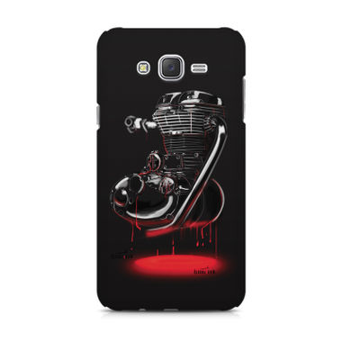 RE HEART - Samsung J5 | Mobile Cover