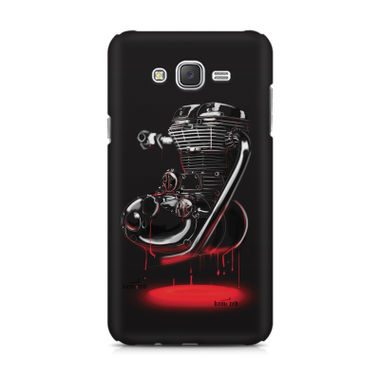 RE HEART - Samsung J7 2016 Version | Mobile Cover