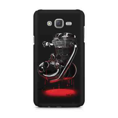 RE HEART - Samsung J7 | Mobile Cover