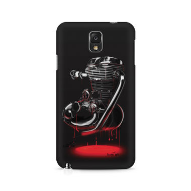 RE HEART - Samsung Note 3 N9006 | Mobile Cover