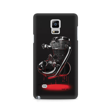 RE HEART - Samsung Note 4 N9108 | Mobile Cover